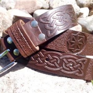 Новинки! Изделия из натуральный кожи со славянскими символами.