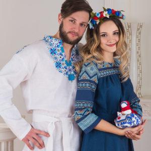 Славянская одежда. Ее колорит, этничность и современность